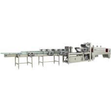 Автоматические термоусадочные машины серии YCBS26 без применения спайки термоножей