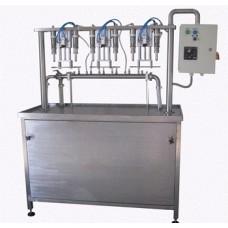 Полуавтомат для розлива ФСМ 128