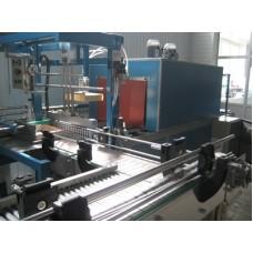 Автоматическая машина для формирования групповой упаковки УПМ151