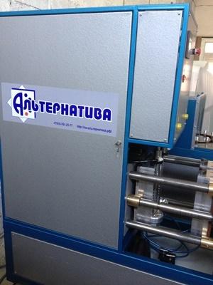 Пресс выдува ПВМ 181 Стандарт  (от 0,25 до 2,0 литров)